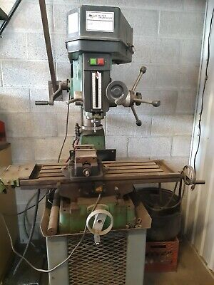 Grizzly G1007 Millingdrilling Machine - Used