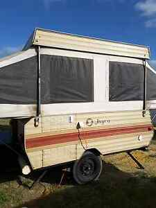 Jayco Finch Poptop Camper Trailer Canning Vale Canning Area Preview