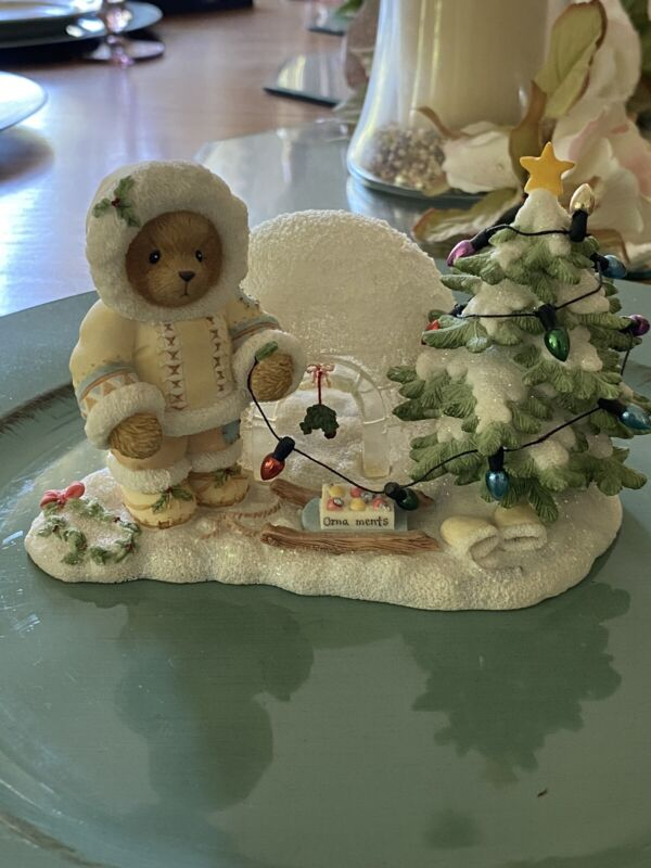 Cherished Teddies You Make Every Place Merrier Northrop Limited Edition 104139