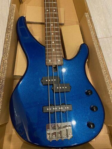 Yamaha TRBX174 - Bass Guitar - Dark Blue Metallic - Excellent condition