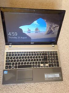 """Very Powerful Acer Aspire V3 i5 2.6GHz / 15.6"""" WANT GONE"""