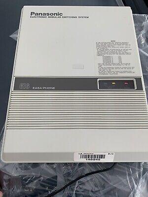 Panasonic 616 Easa-phone Electronic Modular Switching System Kx-t61610