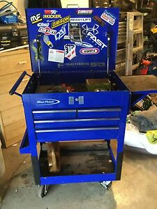 Blue Point by SnapOn Service Cart
