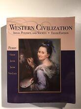 Western civilization 10th edition Carlton Melbourne City Preview