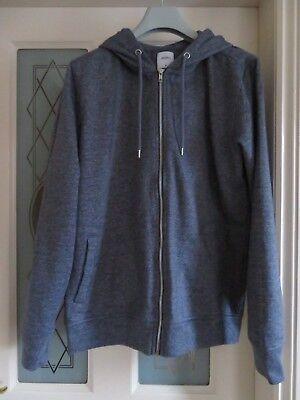 Burton Men's Hoodie Size Medium Blue 048