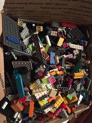 Large LEGO Lot 9lbs