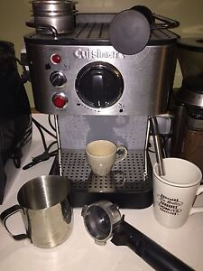 Cuisinart stainless coffee maker