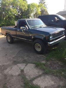 1985 FORD Ranger 4x4 for trade or cash
