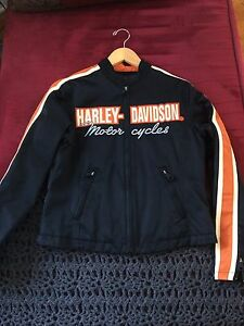 Harley Davidson jacket (women's)