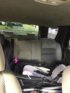 Ford territory 3rd row seats $600 ono Penrith Penrith Area Preview