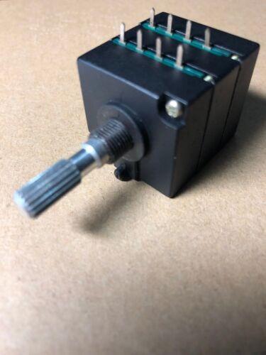 NOBLE AP25 Potentiometer VR -Type A Dual 30KΩ 30K X 2 (50KΩ 10KΩ)-ALPS RK27