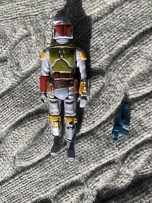 Vintage Star Wars Boba Fett action figure 1979 Taiwan Original complete