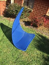 Outdoor swing chair Pascoe Vale Moreland Area Preview