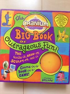 Game and Joke Book for Kids