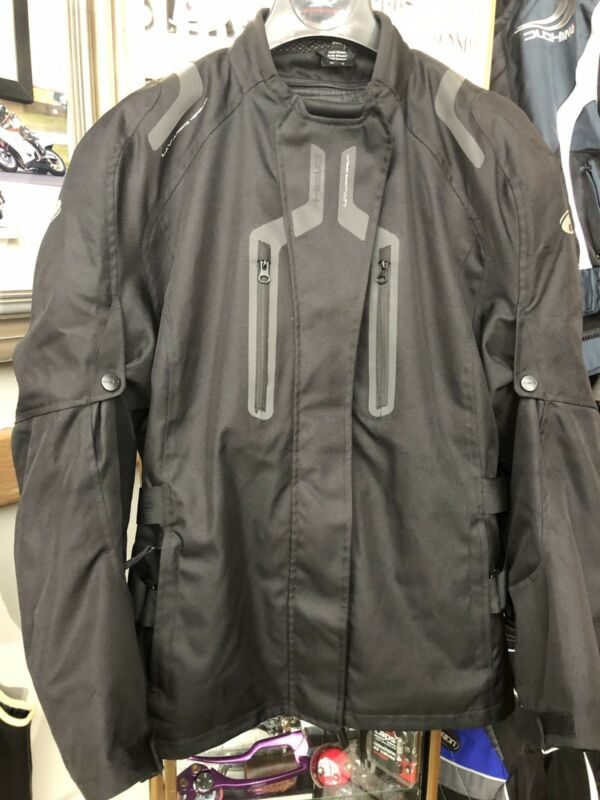 Superb Quality & Condition Held Ladies Equipment Textile Motorcycle Jacket.