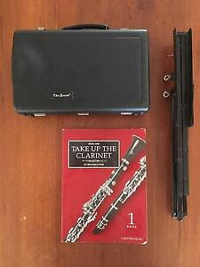 The Sound Bb Clarinet w/ Music Stand & Beginner Book Mona Vale Pittwater Area Preview
