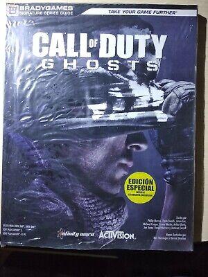 Guia para videojuego Call of Duty: Ghosts (2013) nueva