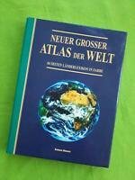 Neuer Großer Atlas der Welt Nordrhein-Westfalen - Steinfurt Vorschau