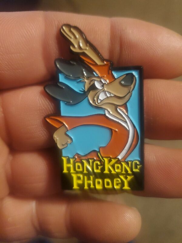 Hong kong phooey Hat Pin