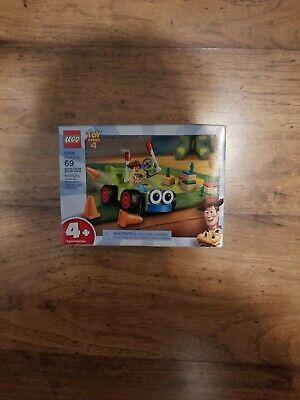 LEGO Toy Story Woody & RC Set (10766)