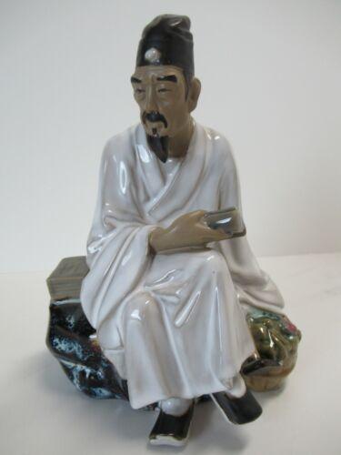 Chinese Mud Figure
