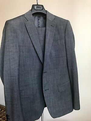 New Versace Suit 36R - Grey for sale  New York