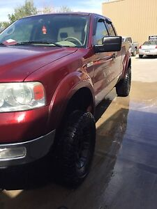 2004 lifted f150