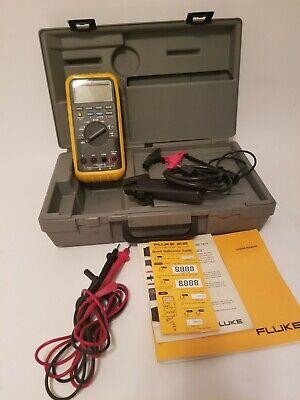Fluke Fluke-88 Automotive Multimeter Spark Plug Ez Macro Hook