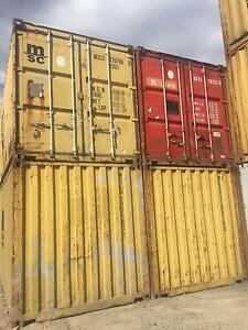 20' Used Shipping Contatiner $2420 Includes GST & Delivery Mundulla Tatiara Area Preview