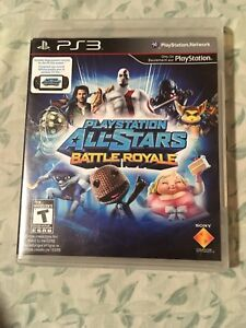 PlayStation All-Stars Battle Royale (Used)