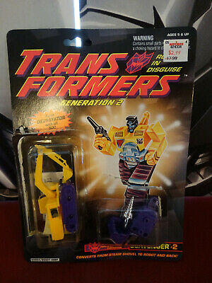 Transformers Generation 2 Scavenger Complete