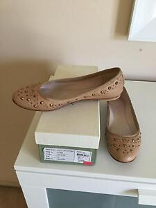 Witchery Nude Ballet Flats Tingalpa Brisbane South East Preview