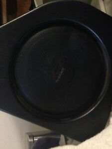 NISSAN SUBWOOFER FIRST OFFER TAKES IT