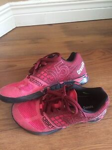 REEBOK nano 6.0 barely used