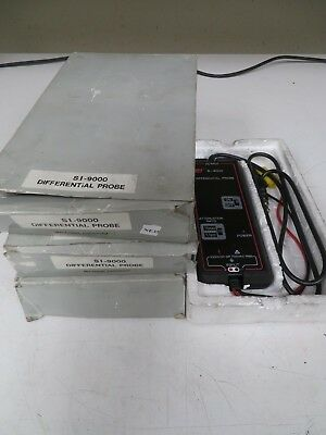Beckman Industrial Si-9000 Differential Probe 25mhz High Voltage Ne35