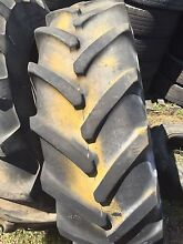 Tractor tyres mixed sizes North Albury Albury Area Preview