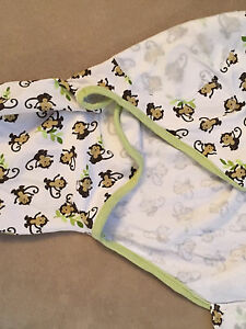 Baby clothes: summer sleep swaddle