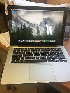 MacBook Pro - good condition.
