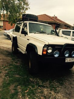 FORD MAVERICK / NISSAN PATROL GQ  Noble Park Greater Dandenong Preview