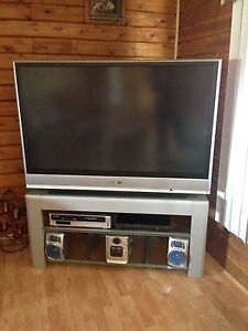 """55"""" projection tv"""