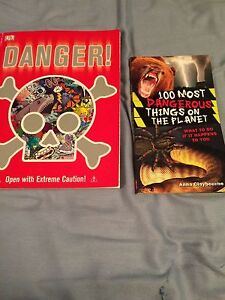 Books about danger