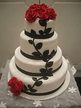 Decorated Wedding Cakes Mount Waverley Monash Area Preview