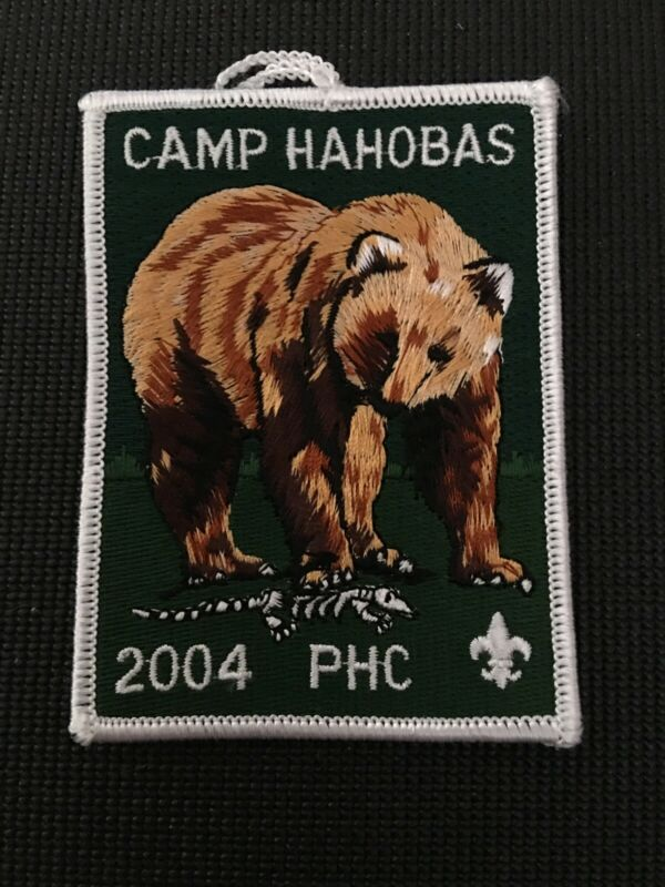 CAMP HAHOBAS 2004 PHC  BSA PATCH