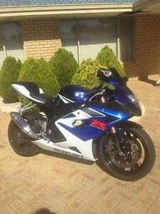 GSXR 1000 K6 Alexander Heights Wanneroo Area Preview