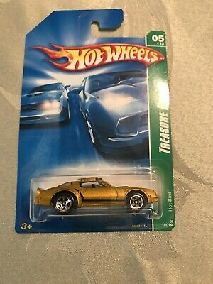 Hot Wheels 2008 Regular Treasure Hunt Hot Bird Trans Am