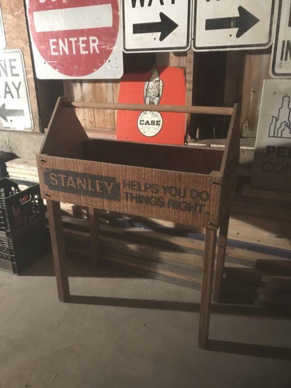 Vintage Stanley Tools Store Display