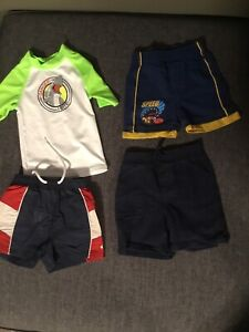Boys Summer 18 months.  Asking $1 for all