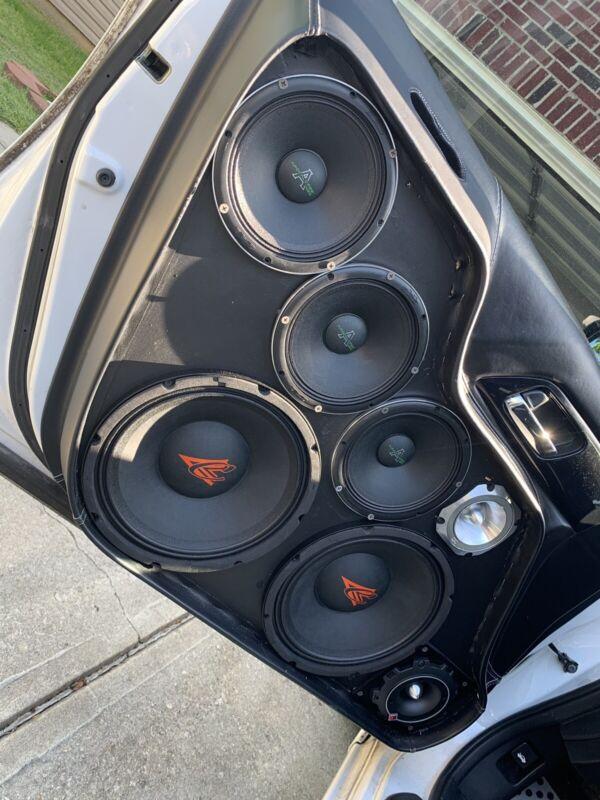 Deaf Bonce Apocalyse ARNOLD AP-M67AN 6.5 Speakers (Pair)