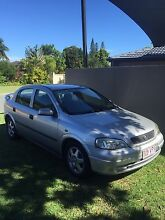 Holden Astra 1.8L Silver Manual Mermaid Beach Gold Coast City Preview