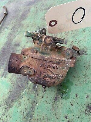 Oliver 60 Carburetor Tag 10